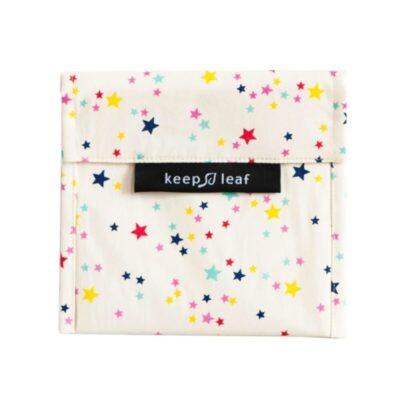 BGL-1025-keep-leaf-snakikott-stars-snack-bag-voileivakott-vahepala