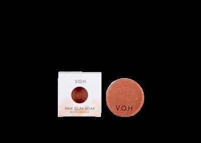V.O.H-rsma-pink-clay-rahustav-roosa-savi-ja-magusa-apelsini-seep