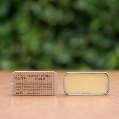 Three-hills-soap-Lavender-orange-lip-balm-lavendel-apelsin-huulepalsam