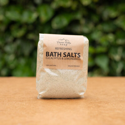 Three-Hills-Soap-Refreshing-Bath-Salts-eucalyptus-lemongrass-eukalüpti-sidrunheina-vannisool