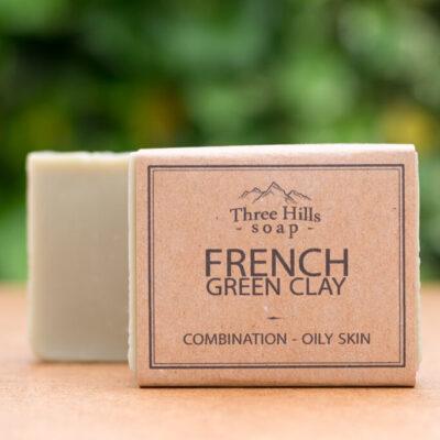 THS-118-three-hills-soap-rohelise-saviga-seep-french-green-clay-soap