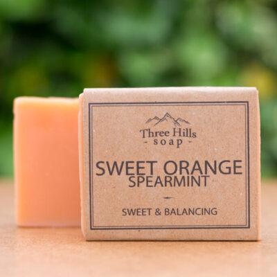 THS-106-three-hills-soap-magusa-apelsini-mündiseep-sweet-orange-spearmint-soap