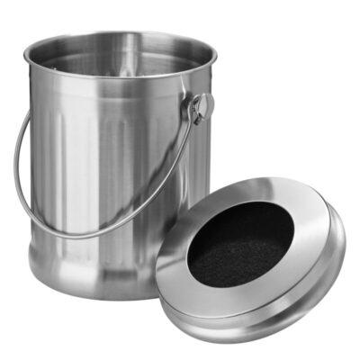 0314-pulito-metallist-kompostiamber-stainless-steel-compost-bin