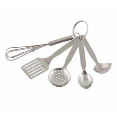 855002-redecker-laste-köögiriistade-komplekt-kids-kitchen-utensils-set