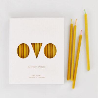 BCB01-ovo-things-mesilasvahast-sünnipäevaküünlad-20-tk-beeswax-birthday-candles-20-pcs