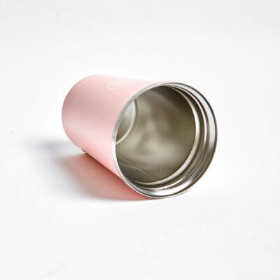 NK204 380ML neon kactus kohvitermos pink flamingo coffee cup 1