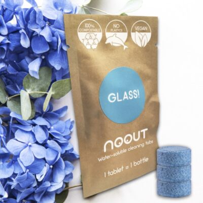 NOOUT-klaasi-puhastustabletid-glass-cleaning-tablets