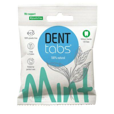 PF15-Denttabs-hambapesutabletid-fluorita-toothpaste-tablets-without-fluoride