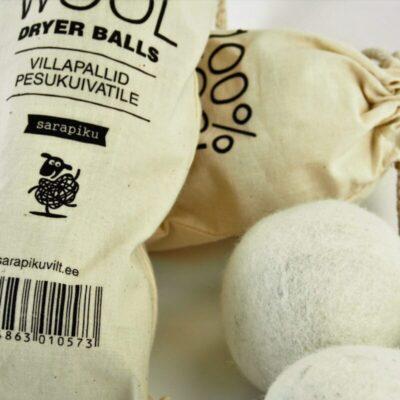 Sarap_vp-sarapiku-villapallid-pesukuivatisse-3-tk-wool-dryer-balls