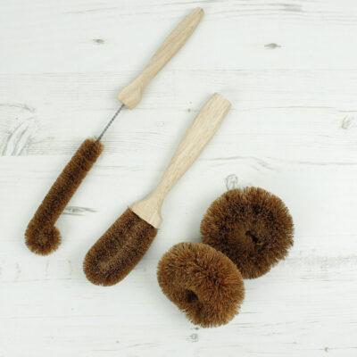 ecococonut-puhastusharjad-cleaning-brushes