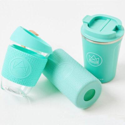 neon-kactus-kohvitermos-coffee-cup-klaasist-kohvitops-veepudel-glass-coffee-cup-water-bottle