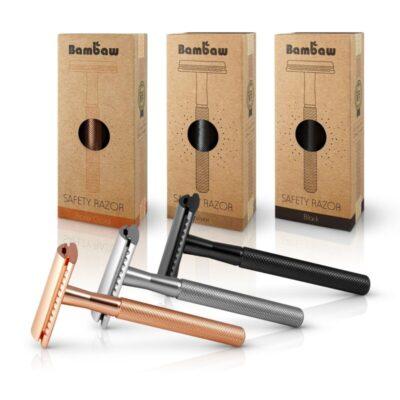 Bambaw-metallist-raseerija-Metal-Safety-Razor