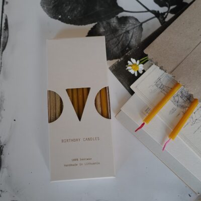 ovo-things-mesilasvahast-sunnipaevakuunlad-10-tk-beeswax-birthday-candles