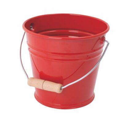 037533-Redecker-metallist-laste-amber-sand-bucket-red