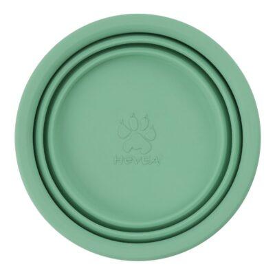 Hevea-naturaalsest-kummist-lemmiklooma-kauss-Bowl-On-the-Go-Pale-mint